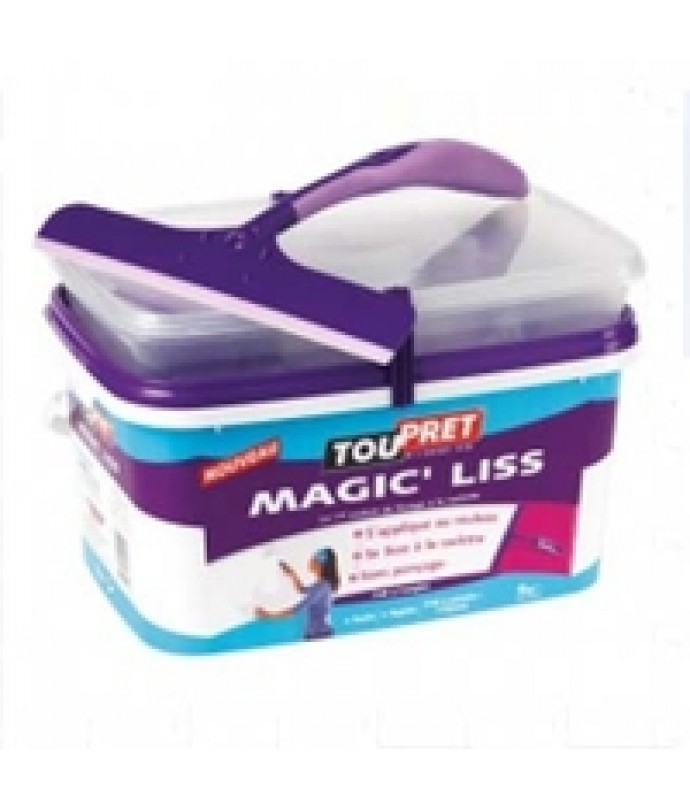 Cubeta Magic Lliss Envase 6 kilos con aplicador