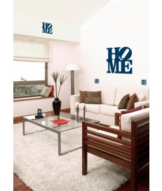 Sticker Decorativo - Home 152.736