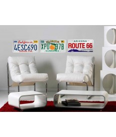 Sticker Decorativo - Road 66 152.770