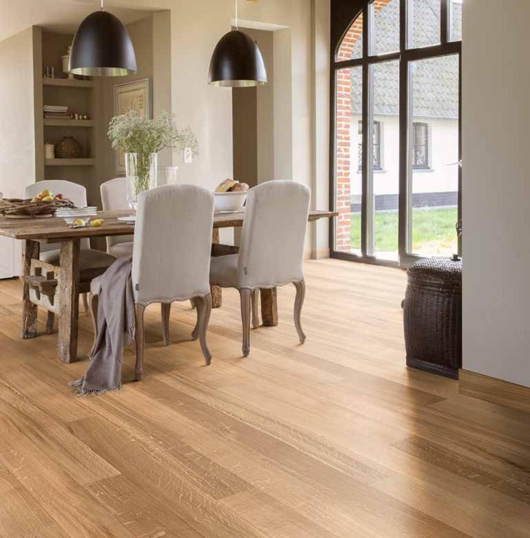 Por qu elegir parquet quick step decopraktik blog - Colores de parquet ...
